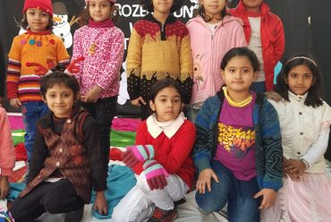 FROZEN FUN WITH HEALTHY BREAKFAST at Tariq Shabbir Campus